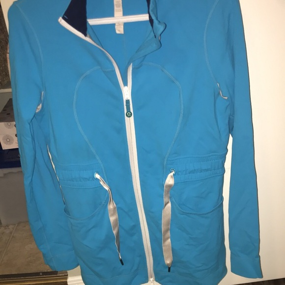 Lululemon zip up